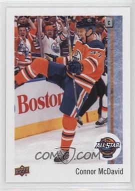 2018 Upper Deck NHL All-Star Game -  Base   5 - Connor McDavid ... e97fd6c5f