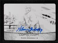 Glenn Anderson #/1