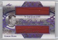 Gordie Howe #/9