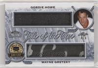 Gordie Howe, Wayne Gretzky #/6