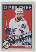League Leaders - Nikita Kucherov