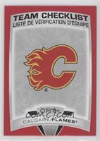 Team Checklists - Calgary Flames