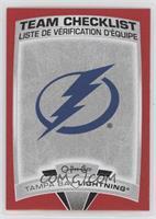 Team Checklists - Tampa Bay Lightning