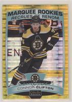Marquee Rookies - Connor Clifton #/50