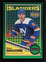 Oliver Wahlstrom #/15