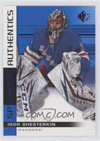 Rookie Authentics - Igor Shesterkin
