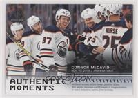 Authentic Moments - Connor McDavid