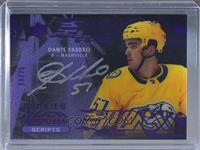 Rookies - Dante Fabbro #/25