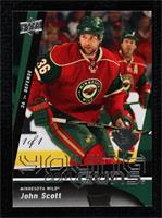 Young Guns - John Scott #/1