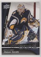 Young Guns - Jhonas Enroth #/1