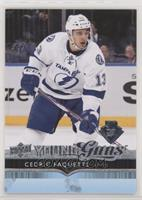 Young Guns - Cedric Paquette #/1