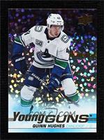 Young Guns - Quinn Hughes [Mint]