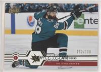 Brent Burns #32/100