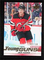 Young Guns - Jack Hughes #92/100