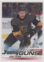 Young Guns - Cody Glass [Noted] #/100
