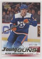 Young Guns - Oliver Wahlstrom #/100