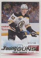 Young Guns - Trent Frederic #/100
