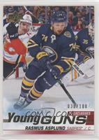 Young Guns - Rasmus Asplund #/100