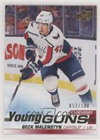 Young Guns - Beck Malenstyn #/100