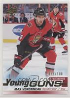Young Guns - Max Veronneau #/100