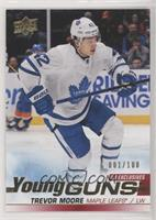 Young Guns - Trevor Moore #/100