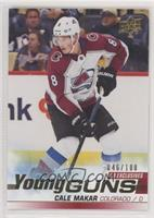 Young Guns - Cale Makar #46/100