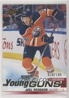 Young Guns - Joel Persson #/100