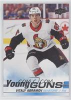 Young Guns - Vitaly Abramov