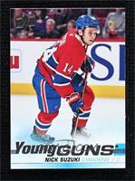 Young Guns - Nick Suzuki