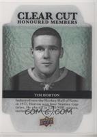 Tim Horton #/100