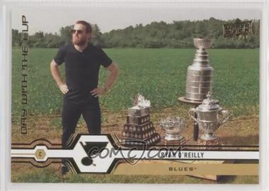 2019-20 Upper Deck - Day with the Cup #DC-20 - Ryan O'Reilly