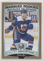 Marquee Rookies - Oliver Wahlstrom
