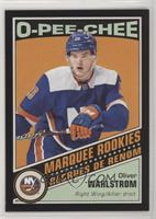 Marquee Rookies - Oliver Wahlstrom #/100