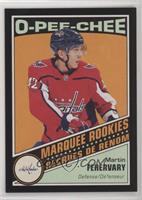 Marquee Rookies - Martin Fehervary #40/100
