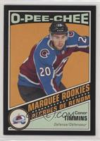 Marquee Rookies - Conor Timmins #/100