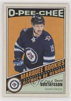 Marquee Rookies - David Gustafsson