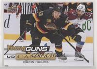 Young Guns - Quinn Hughes