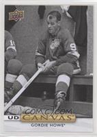 Retired Star - Gordie Howe
