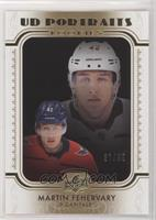 Rookies - Martin Fehervary #/99