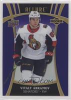 Rookies SSP - Vitaly Abramov #3/10