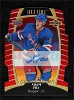 Rookies Tier 1 - Adam Fox #43/349