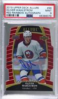 Rookies Tier 2 - Oliver Wahlstrom [PSA9MINT] #/249