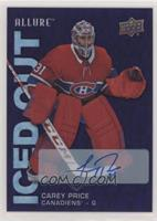 Carey Price #18/25