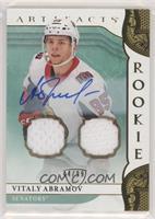 Rookies - Vitaly Abramov #/99