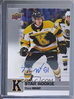 Star Rookie SP - Shane Wright