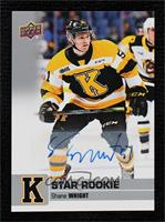 Star Rookie SP - Shane Wright [Gem Mint]