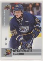Star Rookie SP - Brandt Clarke #/100