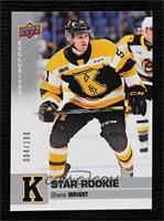 Star Rookie SP - Shane Wright [Mint] #/100