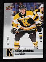 Star Rookie SP - Shane Wright #85/100