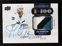 Joe Thornton #/25